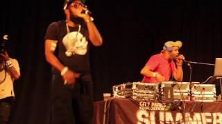 Just Blaze & friends live in Brooklyn: Freeway - Roc Da Mic / Two Words