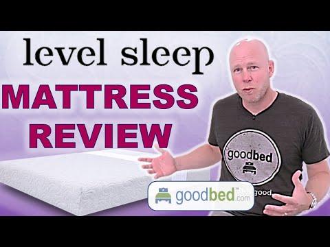 Level Sleep Mattress Review (VIDEO)