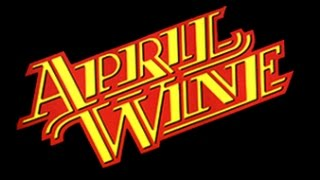 April Wine - Say Hello (Lyrics on screen)