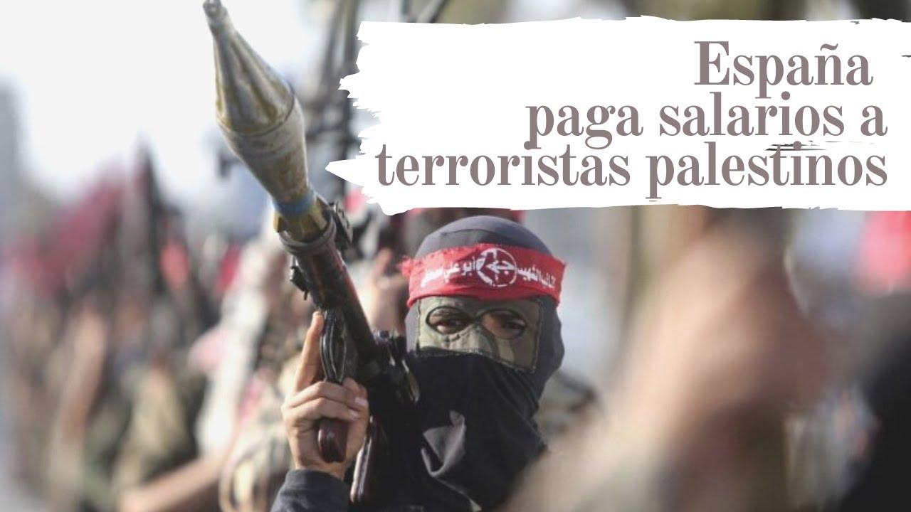 Dinero del contribuyente español para pagar....asesinatos
