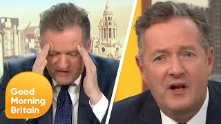 Piers Morgan's Most Fiery Moments | Good Morning Britain