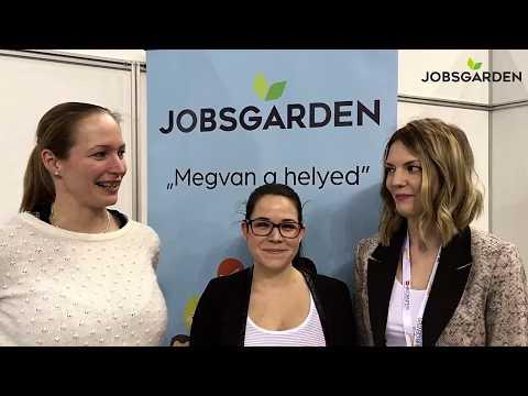 Jobsgarden Kft. - Termékvideó