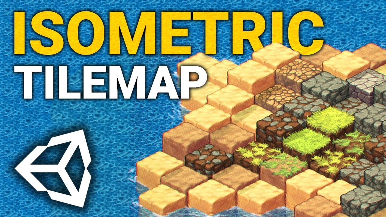 MAKING ISOMETRIC TILEMAP in Unity 2019! (Tutorial)