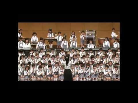 東京いずみ幼稚園 平成24年度 第22回 MS定期演奏会 合奏5歳児