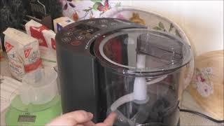 vollautomatische Nudelmaschine Pastarella von Rommelsbacher - wir machen jetzt unsere Nudeln selber