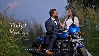 Kerala Christian Wedding Highlight NIKHIL REENA... TEAM LAVENDER | 2020