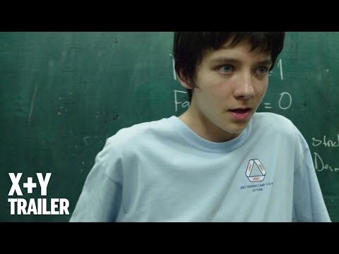 X+Y Movie Trailer