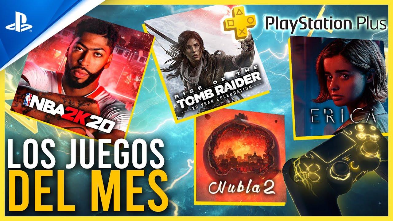 Los juegos del mes de julio de PlayStation Plus | ¡Gracias por estar con nosotros durante estos 10 años que celebramos!