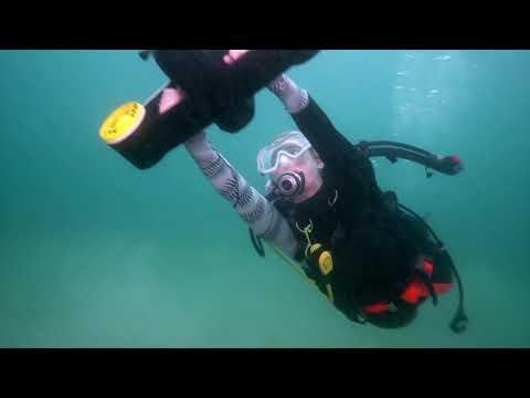 Yamaha Sea Wing II Seascooter Dive