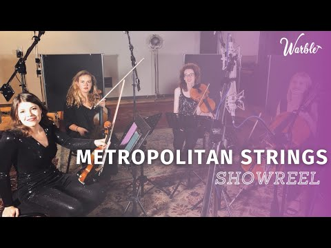 Metropolitan Strings Video