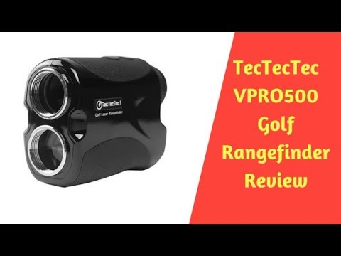 Tectectec Vpro500 Golf Rangefinder   Golf   Topic Review – Amazon review