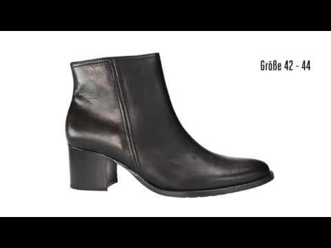 Damen Stiefeletten in Übergrößen. Große Schuhe bei SchuhXL. Schuh des Tages - 16.11.16 - schuhplus