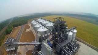 Новий Жмеринський елеватор: українському зерну – експортну якість