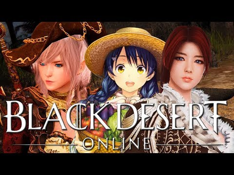 Black Desert Online (NA) Elite Farming Tonight on Dark Knight Stream