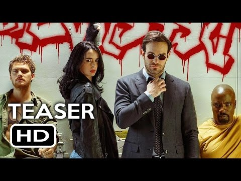 Marvel's The Defenders Elevator Teaser (2017) Netflix TV Series HD