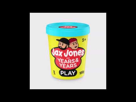 Jax Jones And Years & Years - Play (Official Instrumental) - SuperInstrumentalmus