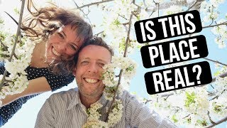 Exploring Spain's CHERRY BLOSSOM Valley  | Jerte Valley, Extremadura