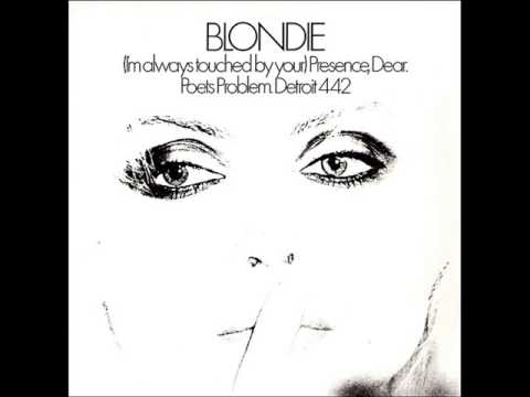 Blondie- I'm always touched by your presence dear