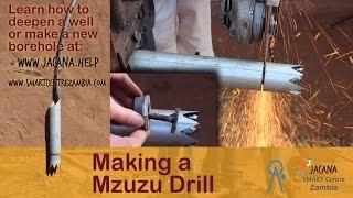 Making A Mzuz Drill Set