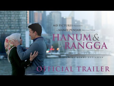 Hanum  amp  rangga   official trailer