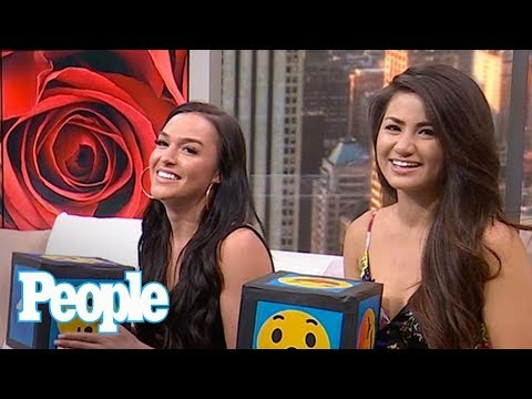 Bachelorette: Caila Quinn & Alexis Waters Reveal Their Final Rose Picks   People NOW   People