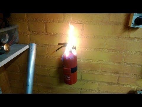 Омский огнетушитель