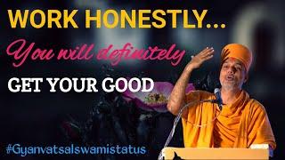 Perform with Honesty | Swaminarayan Status | Gyanvatsal Swami - BAPS | @Swaminarayan WhatsApp Status