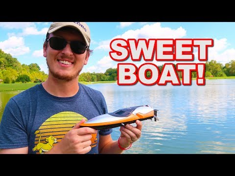 Amazing RC Boat For The Price – HELIFAR H106 Racing Boat – TheRcSaylors