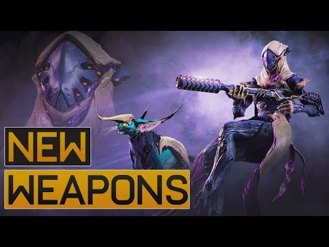 Warframe: New Weapons, New Mod Sets, New Boss Fight, New Frame - Everything Jovian Concord