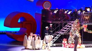 Annie at Hollywood Bowl - A New Deal For Christmas (#MaleaEmma as Molly)