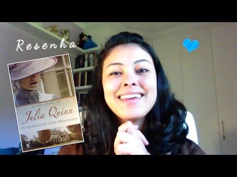 Resenha: Os Segredos de Colin Bridgerton - Julia Quinn
