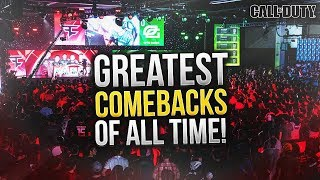 Ranking The GREATEST Comebacks In COD History!