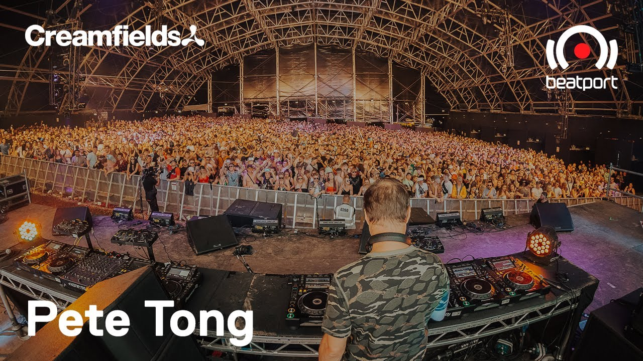 Pete Tong - Live @ Creamfields 2019