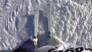 2015.03.26 めいほうスキー場β30コブ目線カメラ