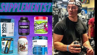 DO YOU NEED SUPPLEMENTS? | START OF LIFESTYLE SHREDDING