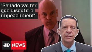 Trindade: Bolsonaro empurra de vez Alexandre de Moraes contra a opinião pública