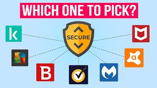 Best Antivirus 2021: Norton vs McAfee vs Bitdefender vs Kaspersky vs Avast vs AVG vs Malwarebytes