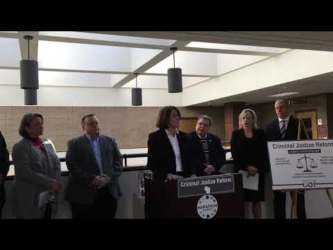 Lawmakers roll out criminal justice reform plan