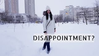 Don't Visit These Places In Winter. Kiev, Ukraine