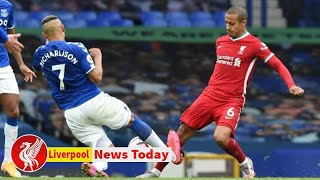 Thiago Alcantara injury: Liverpool ace had worrying chat with Klopp after Everton draw - news today