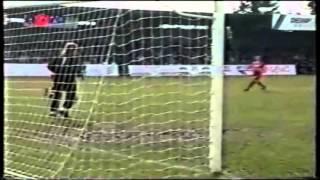 FC Petra Drnovice - FC Boby Brno 2:1 ( březen /1994 )