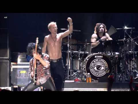 "Billy Idol - Rebel Yell 2009 ""Chicago"" Live Video HD"