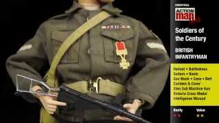 Palitoy Action Man Soldiers of the Century in detail