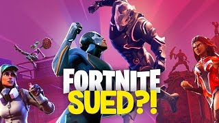 Fortnite is getting Sued?! | Games on Queue Episode 3 | MGN (2019)