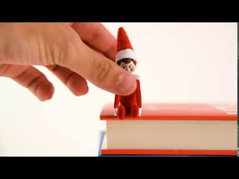 World's Smallest Elf on the Shelf