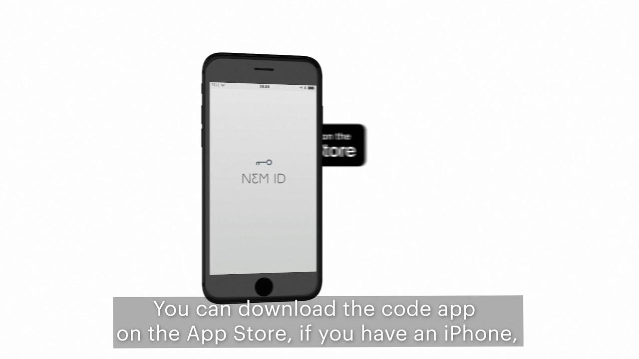 NemID code app