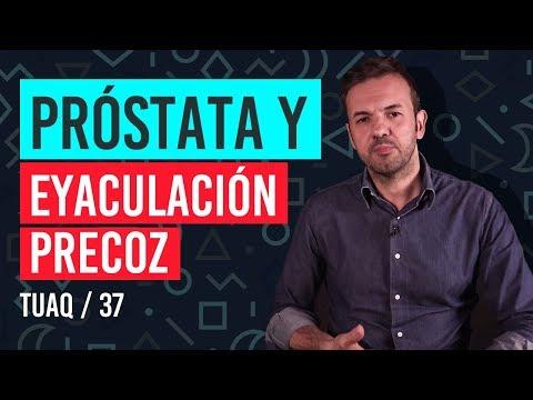 Tratamiento de los cálculos de próstata