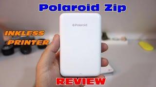 Polaroid Zip Review & LG Pocket Photo Comparison