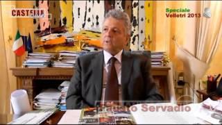 preview picture of video 'INTERVISTA A FAUSTO SERVADIO - SPECIALE VELLETRI 2013'