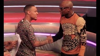 FLOYD MAYWEATHER SNEAK DISSING BOW WOW